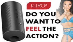 Get 15% Off ANYTHING at Kiiroo