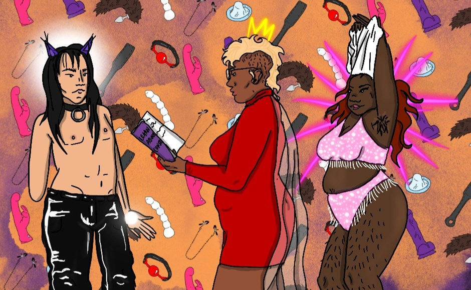 The Top 100 Sex Blogging Superheroes of 2019
