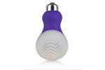 California Exotic Posh Silicone Ice Massager Wave - A waterproof vibrating massager.