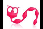 Fun Factory Flexi Felix - A fun shaped anal bead toy.