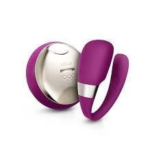 LELO TIANI 3 - A couples' massager with a remote control and eight different stimulation modes for powerful and targeted stimulation.