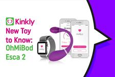 New Toy to Know: OhMiBod Esca 2
