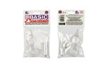 California Exotic Basic Essentials Vibrating Dual Support Enhancer - Erection enhancement ring with vibrating stimulator.