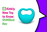 New Toy to Know: OhMiBod Rev