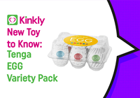 New Toy to Know: Tenga EGG Variety Pack