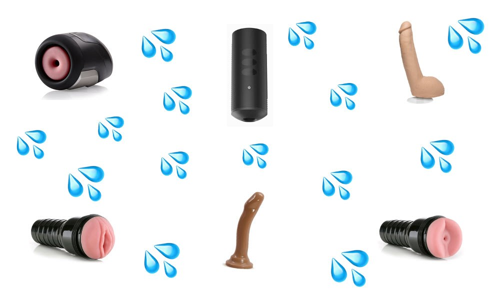 10 Porn-Star Inspired Sex Toys Designed to Delight Your Pervy Fantasies