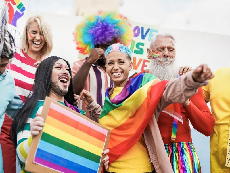 Image for Pride Items For Keeping the Celebration Going All. Year. Long.