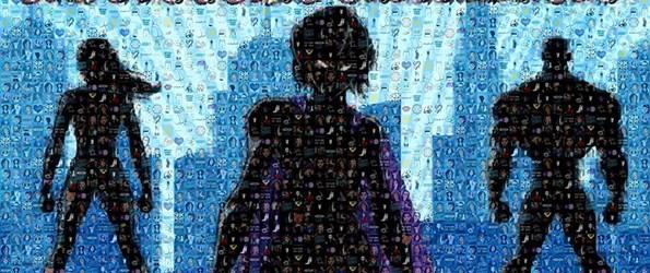 Sex Blogging Superheroes Mosaic2