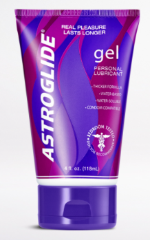 Astroglide Gel - Astroglide Gel is a water-based gel lubricant.