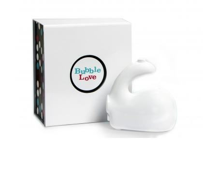 Bubble Love - Bubble Love is a personal massager that pulsates bubbles rather than vibrating.