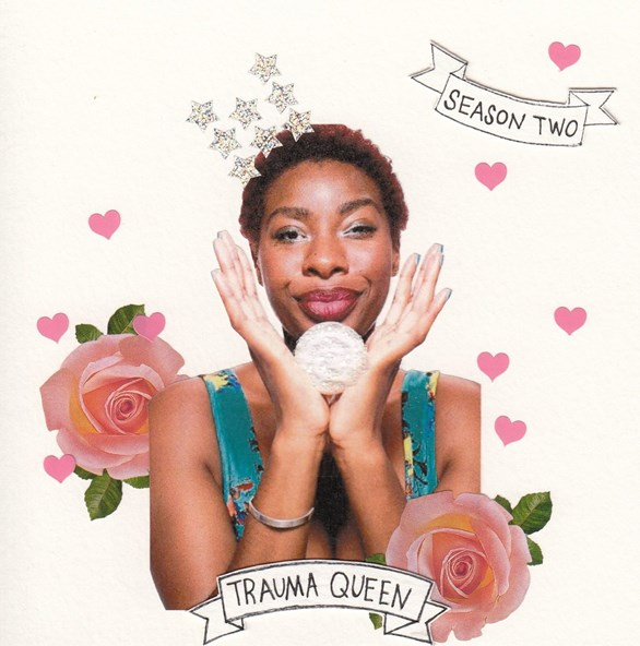Sex Blogger of the Month: Jimanekia Eborn of the Trauma Queen Podcast