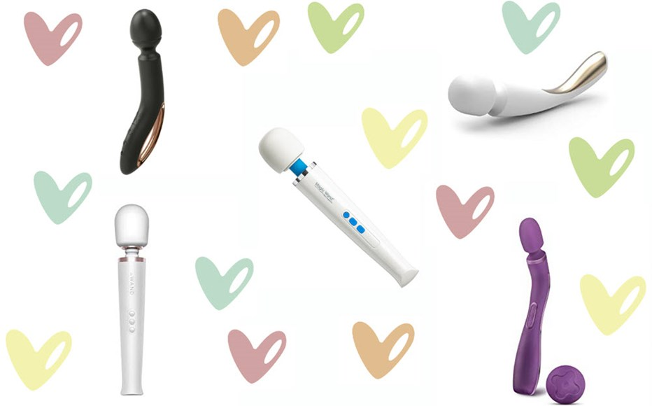 top wand vibrators