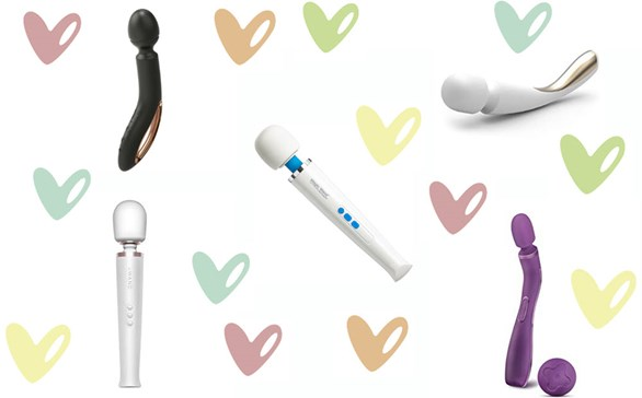 All the Power! The Top Wand Vibrators to Try