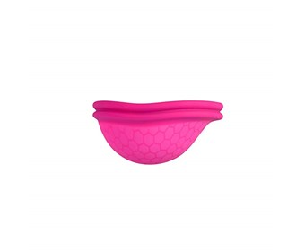 INTIMINA Ziggy Cup - A soft, flexible menstrual cup you can wear during penetrative sex.